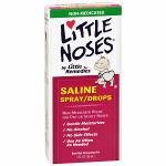 Little Noses® Spray/Drops, Non-Medicated