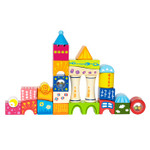 Hape Fantasia Blocks Castle