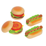Hape Hamburger and Hotdog set
