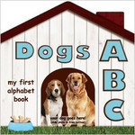Dogs ABC board book