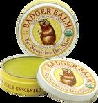 Badger Balm - Unscented Sensitive Skin Moisturizer - 2 oz.