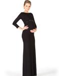 Peek-A-Boo Black Sparkle Dress