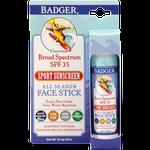 Badger® Broad Spectrum SPF 35 Sunscreen Stick