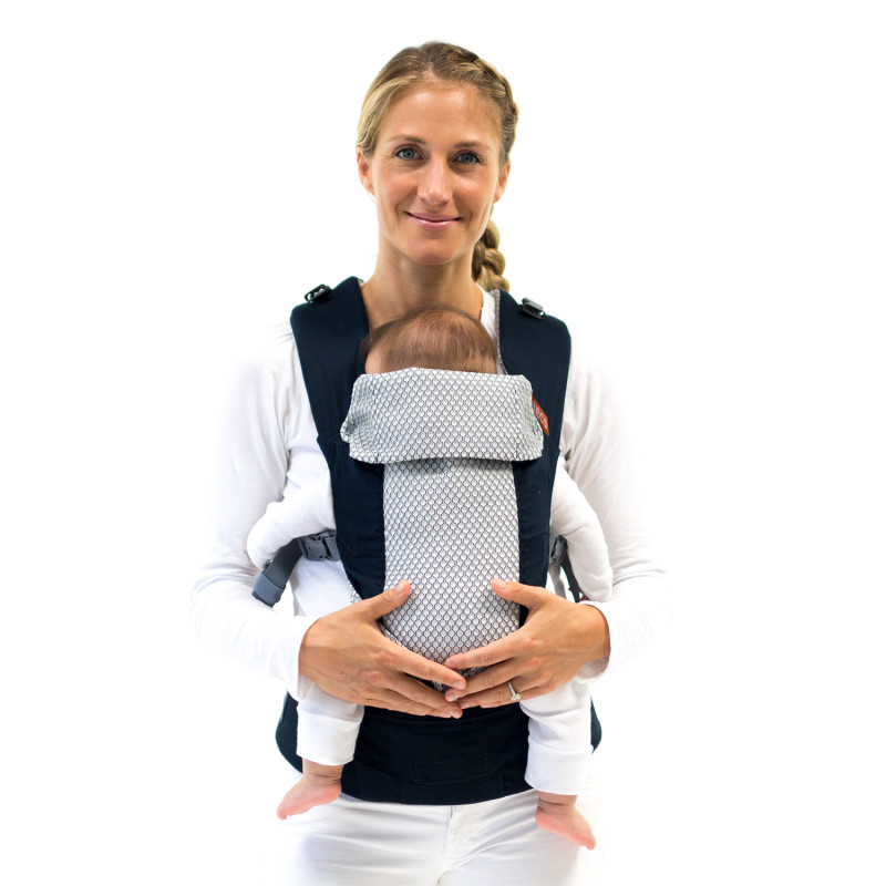 e065bd8ee7bbe Beco® Gemini 3D Mesh Cool Navy Carrier - New Mother New Baby Store