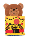 Melissa & Doug® Dress-Up Bear Soft Activity Book