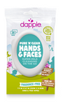 Dapple® Hand & Face Wipes (Fragrance-Free)
