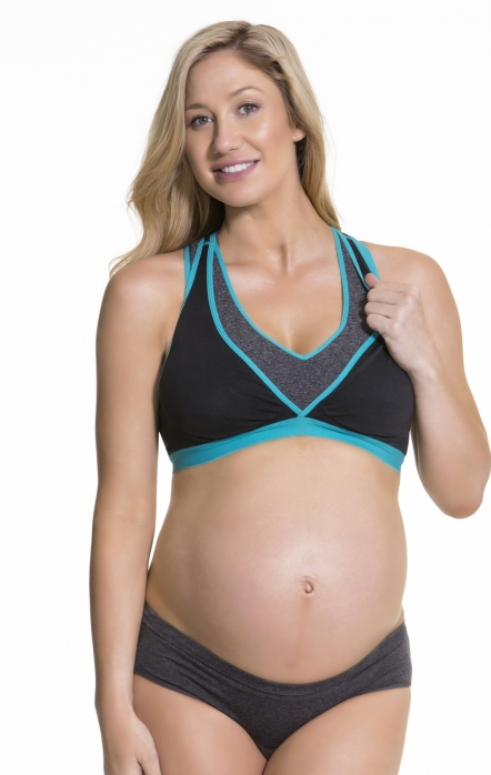 a24969ff02c Cake Lingerie® Lotus Yoga   Pumping Bra - New Mother New Baby Store