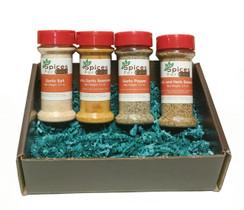 Garlic Lover's Variety Set