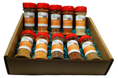 10 Bottle Seasoning Set