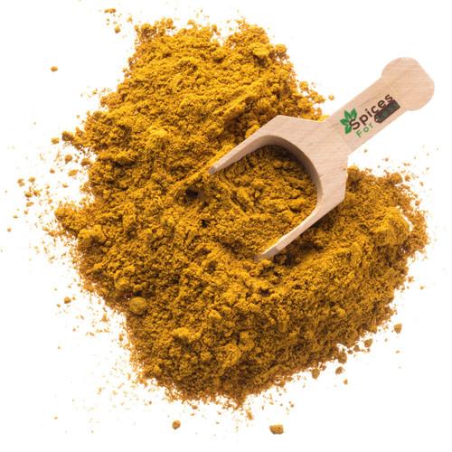 Curry Powder, Hot