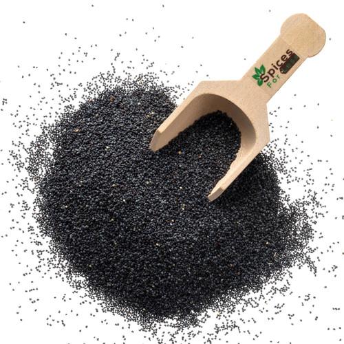 Poppy Seeds, Black