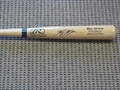 Ryan Braun signed Blonde Baseball Bat