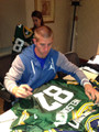 """Jordy Nelson signed jersey with FREE inscription """"SB XLV Champs"""" (last one)"""
