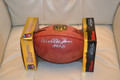 Willie Davis signed authentic NFL Football with Hall of Fame inscription