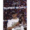 "Aaron Rodgers Green Bay Packers Authentic Autographed 8"" x 10"" Super Bowl XLV Celebration Photograph"