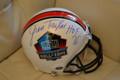 **RARE**LIMITED Jim Taylor Autographed Official NFL Hall of Fame ProLine Helmet with HOF Inscription (only 1)