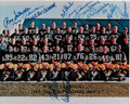 1966 Green Bay Packers Team Signed Photo. Super Bowl I Champions.