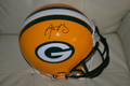 **SUPER SALE** Aaron Rodgers Authentic Autographed Green Bay Packers Proline Helmet (with #12)