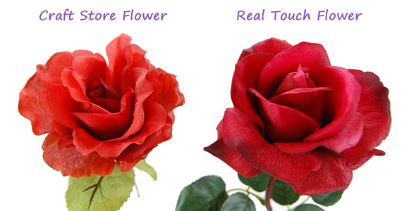 What are real touch flowers flowers by design real touch comparison mightylinksfo