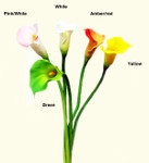 Real Touch (Floramatique) MEDIUM Calla Lily