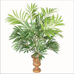 Phoenix Palm Bush with 444 Leaves