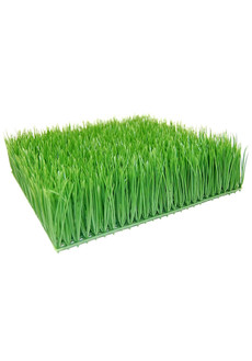 "12"" Decorative Wheatgrass - Plastic Artificial Wheat Grass"