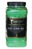 FootSpa Aloe Scrub Gel - 1 Gallon (128 oz)