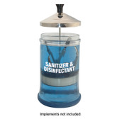 Sanitizer & Disinfectant Jar - 21 oz