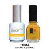 Perfect Match - PMS64 Golden Boy-Friend 2/Pack