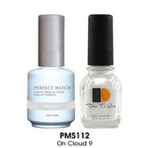 Perfect Match Duo - On Cloud 9  (Gel + Lacquer)