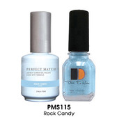 Perfect Match Duo - ROCK CANDY  (Gel + Lacquer)