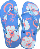 Pedicure Slipper Sandal - 1 Pair (Blue)