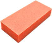 Dixon 2-Sides Disposable Orange 100/100 White Grit (1 piece)