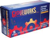 AMMEX-Gloveworks Latex Glove Powder-Free 100/pk