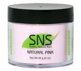 SNS Natural Pink Powder