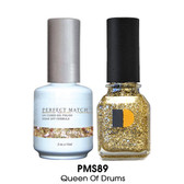 Perfect Match - PMS89 Queen of Drums 2/Pack