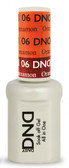 #06 - DND Mood Gel - Orange To Cinnamon 0.5 oz