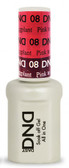 #08 - DND Mood Gel - Pink To Eggplant 0.5 oz