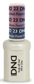 #23 - DND Mood Gel - Peanut To Platinum 0.5 oz