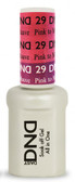 #29 - DND Mood Gel - Pink To Mauve 0.5 oz