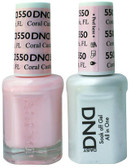 #549 - DND DUO GEL WITH MATCHING POLISH - CORAL CASTLE, FL