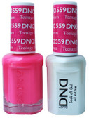 #559 - DND DUO GEL WITH MATCHING POLISH - TEENAGE DREAM