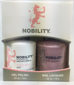 Lechat Nobility Gel and Polish Duo - Cool Pink (0.5 fl oz)