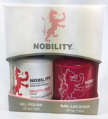 Lechat Nobility Gel and Polish Duo - Dragon Fruit (0.5 fl oz)
