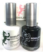 Lechat Nobility Gel and Polish Duo - Emerald Forest (0.5 fl oz)