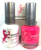 Lechat Nobility Gel and Polish Duo - Pink WOW (0.5 fl oz)