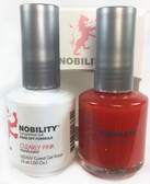 Lechat Nobility Gel and Polish Duo - Clearly Pink (0.5 fl oz)