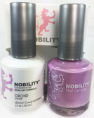 Lechat Nobility Gel and Polish Duo - Orchid (0.5 fl oz)