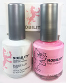 Lechat Nobility Gel and Polish Duo - Bubble Gum (0.5 fl oz)