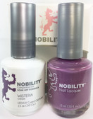 Lechat Nobility Gel and Polish Duo - Wisteria (0.5 fl oz)